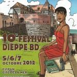 Festival de bd de Dieppe 2012