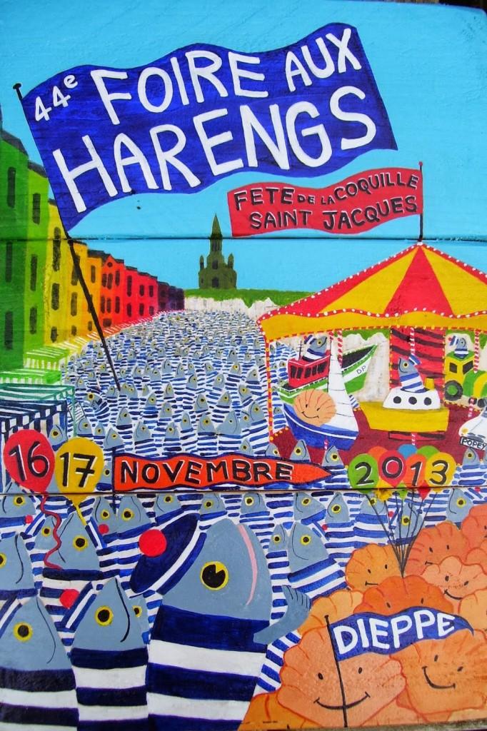 affiche-foire-aux-harengs-dieppe-2013