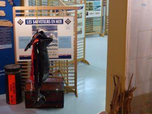 """Exposition """"Le Sauvetage en Mer"""" @ ESTRAN Cité de la Mer"""
