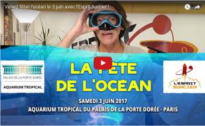 Fête de l'Océan @ aquarium de la Porte Dorée | Paris | Île-de-France | France